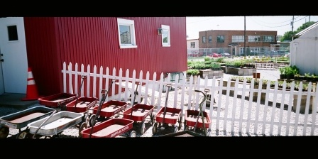 Red Wagons