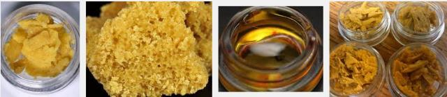 California cannibis concentrate - why?