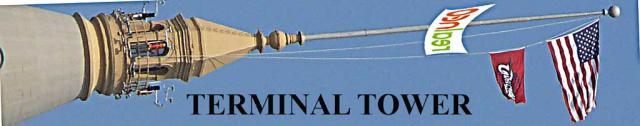 the REAL Terminal Tower banner