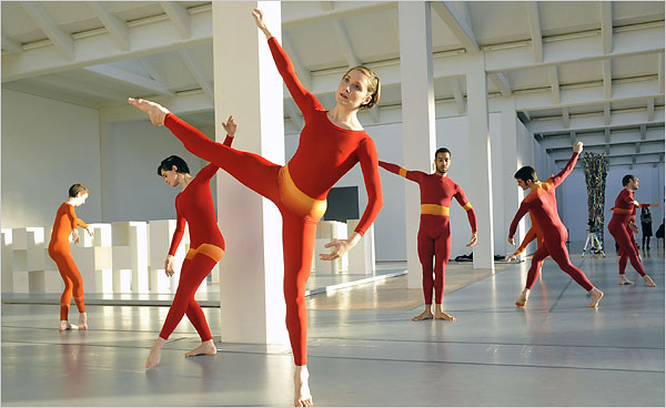 Merce Cunningham Event