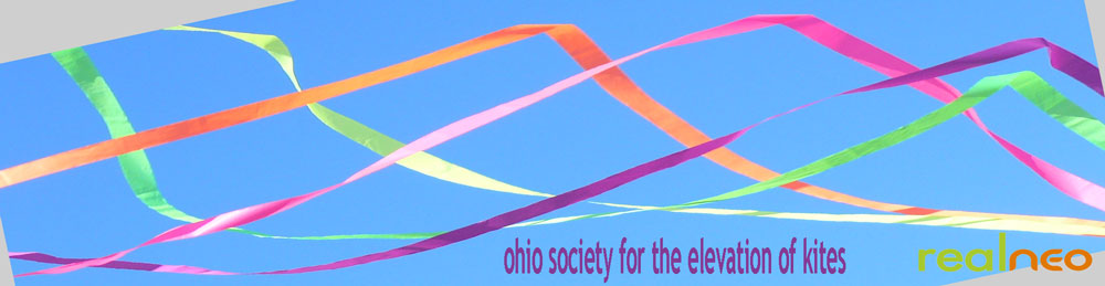 ohio society  for the elevation of kites Edgewater Cleveland Ohio 9.12.10