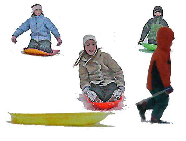 4 png files combined as practice image jeff buster 01.02.10 sledding