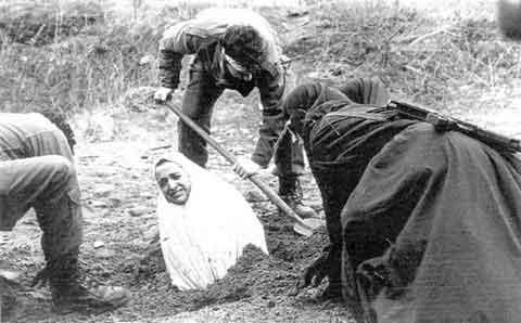 Stoning Women