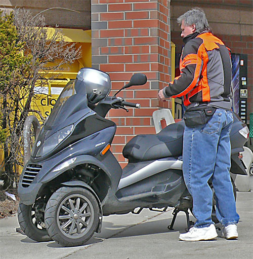 Zap Electric Cars Zappy 3 Pro Electric Scooter