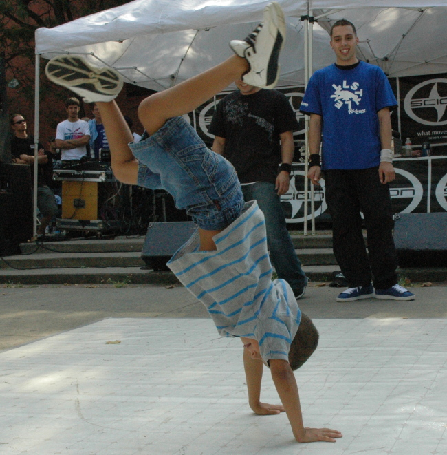 City Xpressions bboy boy dancing 4