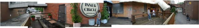 Edwin at Inner Circle Restaurant
