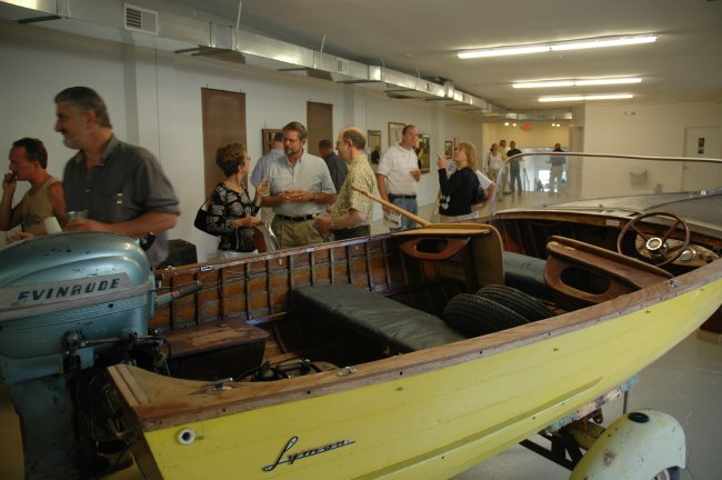 Lyman Boat at Gray's Auctioneers